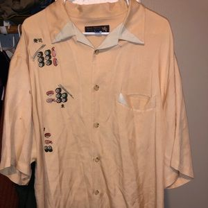 Nat Nast limited edition #83 Silk shirt